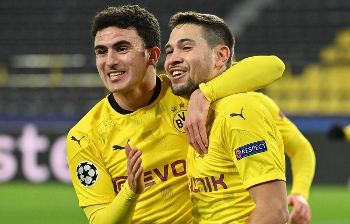 Dortmund vào vòng 1/8 Champions League. (Nguồn: Getty Images)