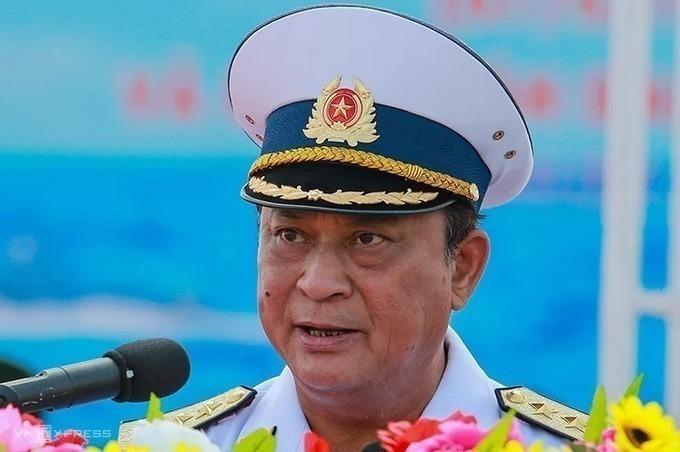 Nguyên Thứ trưởng Quốc phòng Nguyễn Văn Hiến.