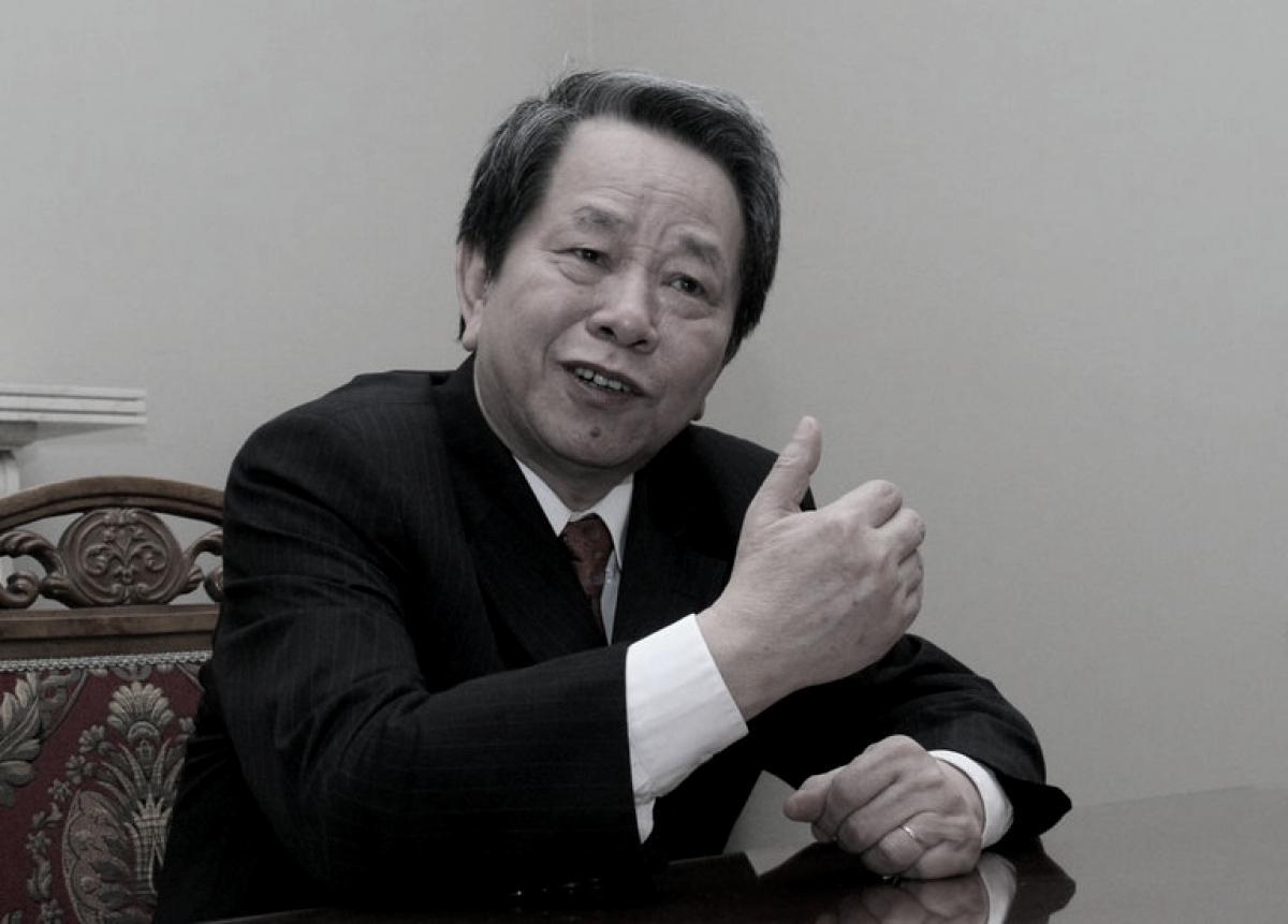 Nhà nghiên cứu Nguyễn Trần Bạt.