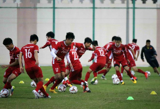 Ngày 4/1 tới, đội tuyển Việt Nam sẽ kết thúc quá trình tập huấn tại Qatar và di chuyển sang UAE dự Asian Cup 2019. Đội tuyển sẽ quá cảnh ở Oman trước khi tới Abu Dhabi để chuẩn bị cho giải đấu.