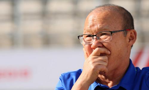 Thầy trò HLV Park Hang Seo cần giành chiến thắng trước ĐT Yemen ở lượt trận cuối để nuôi hy vọng đi tiếp