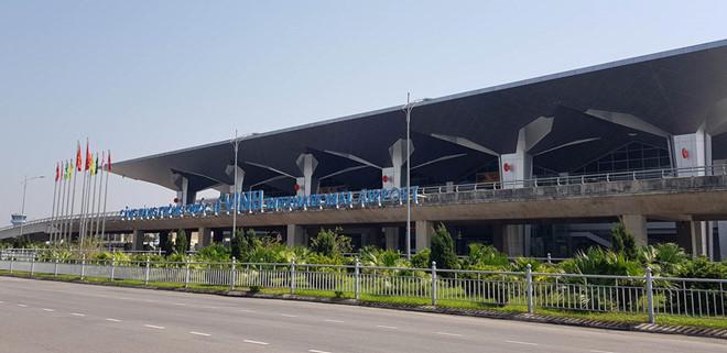 Cảng hàng không Quốc tế Vinh.