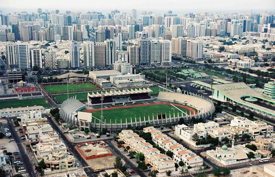 Ah-Nahyan (thành phố Abu Dhabi, sức chứa 12.000 chỗ ngồi): Đây là nơi mà thầy trò HLV Park Hang-seo chạm trán đối thủ mạnh nhất ở vòng bảng là đội tuyển Iran. Ngoài ra, sân Ah-Nahyan còn tổ chức các trận Thái Lan - Ấn Độ, Nhật Bản – Turkmenistan, Hàn Quốc – Trung Quốc và 1 trận vòng 16 đội.