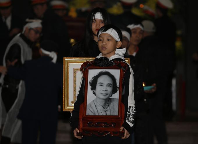 Tro hài nhạc sĩ sẽ được đưa về quê ở Nghệ An sau khi gia đình xây dựng xong khu tưởng niệm.
