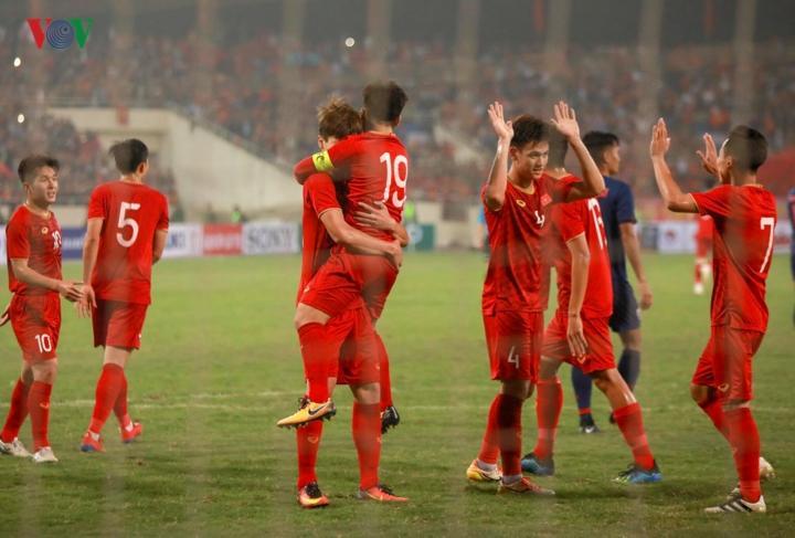 Trước khi trận đấu khép lại, Thanh Sơn ấn định chiến thắng 4-0 cho U23 Việt Nam trước U23 Thái Lan, qua đó chính thức có vé tham dự VCK U23 châu Á 2020.