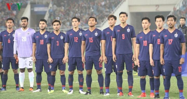 Đây hứa hẹn là trận đấu khó khăn với đoàn quân của HLV Park Hang Seo, bởi trước khi bước vào trận đấu này, U23 Thái Lan được đánh giá cao hơn so với U23 Việt Nam.