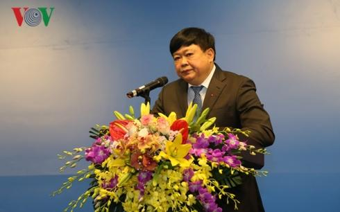 Tổng Giám đốc Đài Tiếng nói Việt Nam Nguyễn Thế Kỷ