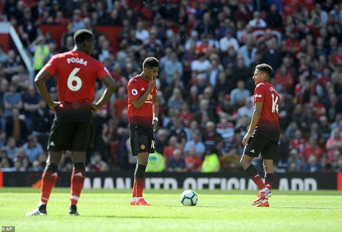M.U kém đội vô địch Man City 32 điểm.