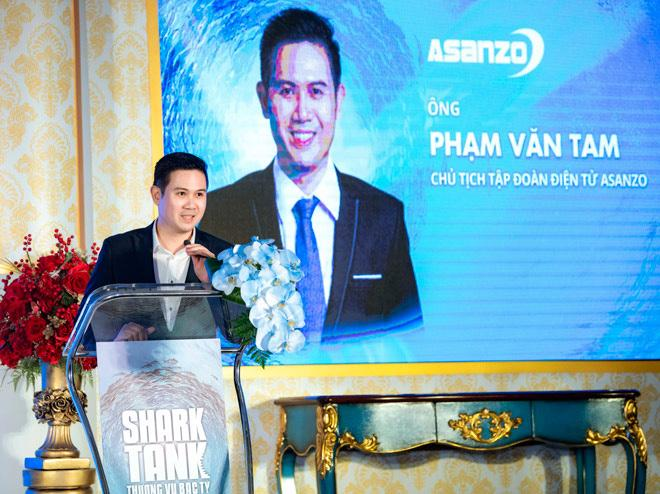 Chủ tịch Asanzo Phạm Văn Tam