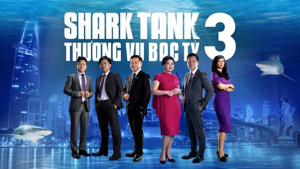 """Hội đồng Đầu tư của """"Shark Tank"""" mùa 3"""