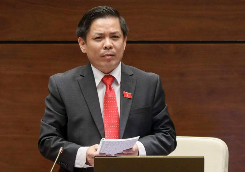 Bộ trưởng Bộ GTVT Nguyễn Văn Thể