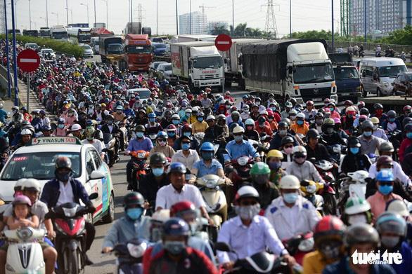 Việt Nam là quốc gia có mật độ dân số cao trên thế giới - Ảnh: TT