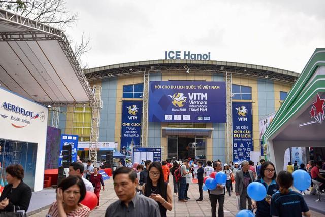 Hội chợ Du lịch quốc tế Việt Nam năm nay dự kiến sẽ thu hút 85 nghìn lượt khách tham quan.