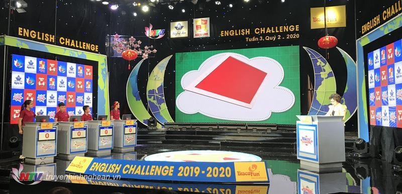 Bốn thí sinh tranh tài ở vòng thi tuần 3 – Quý II