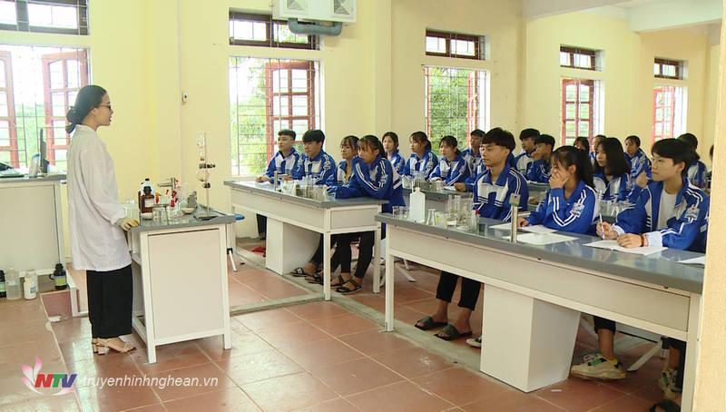 Chu Thị Hải Yến sẽ là một cô giáo dạy Toán và Hóa trong tương lai