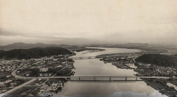 Bến Thủy – Nhịp cầu chung dải thiêng sông núi Lam – Hồng