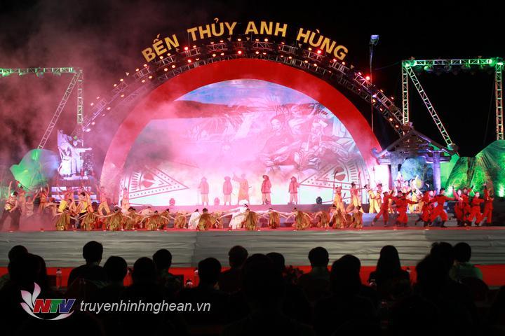 Trong dáng hình đất nước, Bến Thủy là khúc tráng ca khắc ghi những chiến công của những người cộng sản trong cao trào cách mạng 1930- 1931