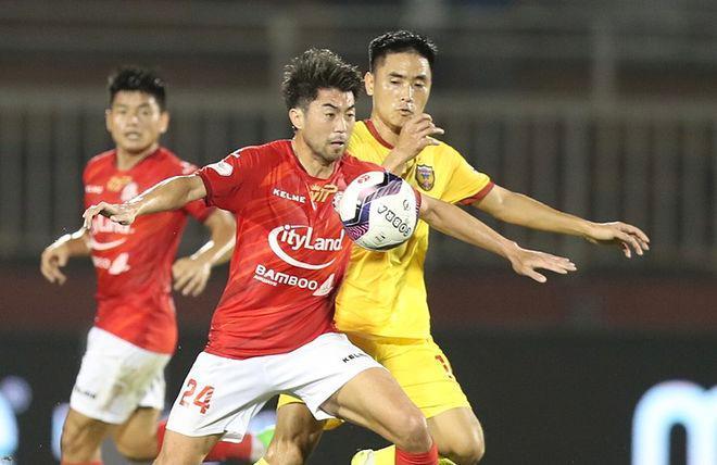 Lee Nguyễn cũng đã trở lại mạnh mẽ