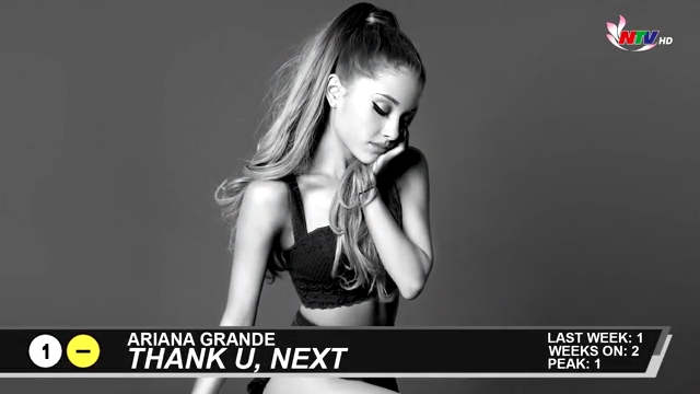Music 360 NTV: Thank U, Next - Ariana Grande